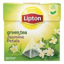 Thee Lipton groen jasmine petals pakje