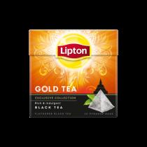 Thee Lipton majestic gold tea 20 zakjes