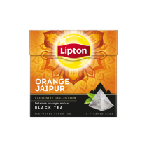 Thee Lipton orange jaipur 20 stuks