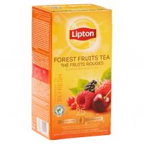 Thee Lipton professioneel forest fruit 25 zakjes