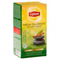 Thee Lipton professioneel green orient 25 zakjes