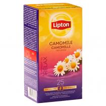 Thee Lipton professioneel kamille 25 zakjes