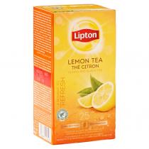 Thee Lipton professioneel lemon 25 zakjes