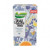 Thee Pickwick Joy of tea earl grey citrus 15 stuks