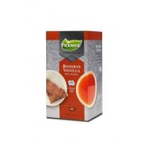 Thee Pickwick Tea Master Selection Rooibos vanilla 25 x 2 gram