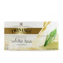 Thee Twinings white tea 25 zakjes