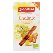 Thee Zonnatura Chiamix 20 zakjes