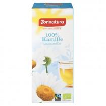 Thee Zonnatura kamille 20 zakjes