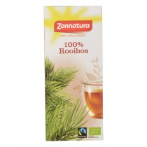 Thee Zonnatura rooibos 20 zakjes