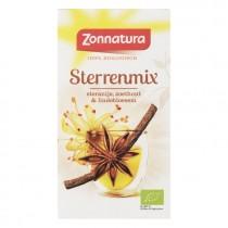 Thee Zonnatura sterrenmix verwarmend 20zakjes