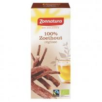 Thee Zonnatura zoethout pak 2 gram x 20 zakjes