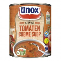 Tomatensoep creme Unox 800ml