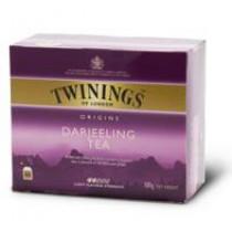 Thee Twinings darjeeling 25 zakjes