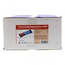 Van Oordt chocoladehagelslag melk 300 x 10 gram