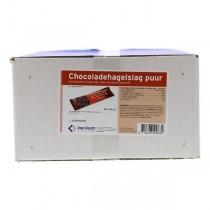Van Oordt chocoladehagelslag puur 300 x 10 gram