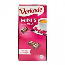 Verkade mini's melk dispenserdoos 616 gram
