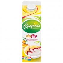 Vlaflip vanille Campina 1L