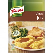 Vleesjus Knorr zakje 23 gram