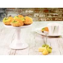Vruchtenschelp per stuk mini (Banketbakker)