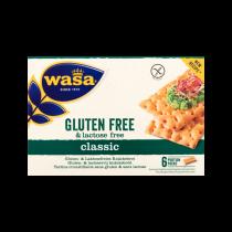 Wasa knäckebröd glutenvrij pak 275 gram