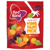 Winegums Red band 305 gram