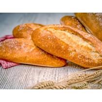 Witte petit pain vers per stuk