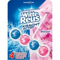 Witte Reus kracht actief toiletblok bloesem 50 gram