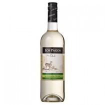 Witte wijn Los Pagos Chardonnay 0,75L
