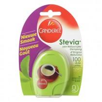 Zoetjes Canderel Stevia green zoetjes dispencer 100 stuks