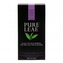 Thee Pure Leaf zwarte thee met bessen 25 x 2 gram