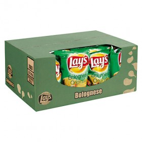 Chips Lay's bolognese mini zakjes 20 x 40 gram