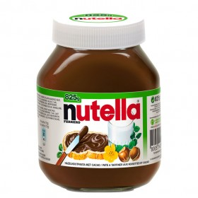 Chocoladepasta Nutella pot 825 gram