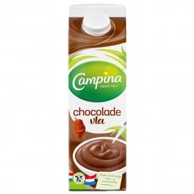 Chocoladevla Campina 1L