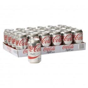Coca cola light blikjes import EU 24 x 33 cl