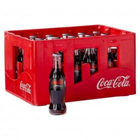 Coca cola Zero krat 24 x 20 cl.