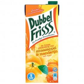 Dubbelfriss sinaasappel mandarijn 1,5L