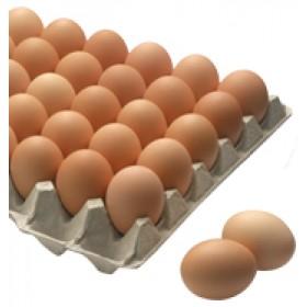 Eieren scharrel maat M doos 90 stuks