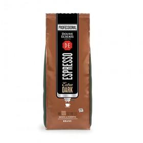 Koffiebonen extra dark roast Douwe Egberts 1 kilo