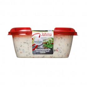 Johma Frans Kruidentuintje met boursin kaas salade 175 gram