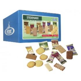 Koekjes Stedenmix Hoppe verpakt 150 stuks