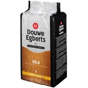 Koffie Douwe Egberts Fresh Brew Gold 6 x 1000 gram