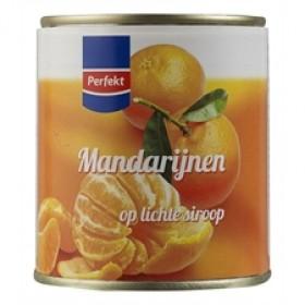 Mandarijnen op siroop in blik 314 gram