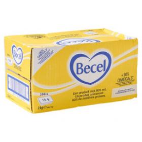 Margarine Becel cups 200 x 10 gram