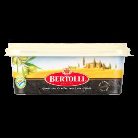 Margarine Bertolli gezouten kuipje 250 gram