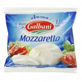 Mozzarella galbani zakje 125 gram