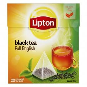 Thee Lipton English tea 20 zakjes