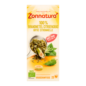 Thee Zonnatura brandnetel 20 zakjes