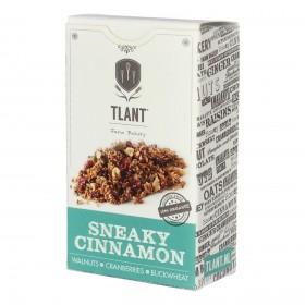 Tlant granola sneaky cinnamon, BIO 50 x 35 gram
