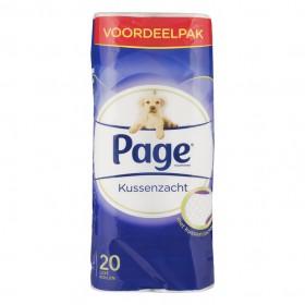 Toiletpapier Page Kussenzacht 24 rollen