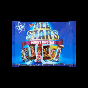 Nestlé All stars mini zak 372 gram